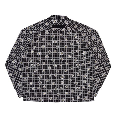 Wonders Daisy Long Sleeve Shirt - Black