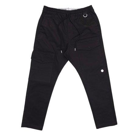 Wonders Stretch Cotton Utility Trouser - Black