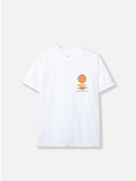 GENERAL ADMISSION Utopian Sunset Tee - White
