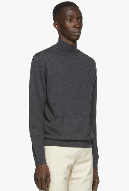 A.P.C. Pull Glen - Anthracite