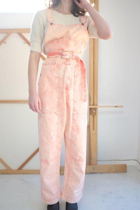 Rachel Comey Meg Overalls - Sherbert