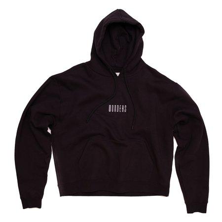Wonders Universal Hoodie with Adjustable Sleeves - Black