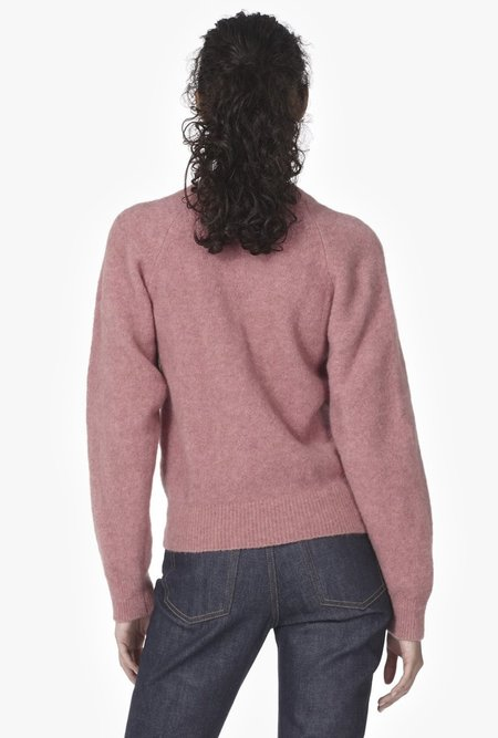 A.P.C. Wendy Pullover Sweater - rose