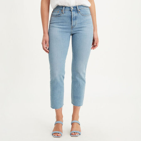 Levi's Wedgie Straight Fit - Tango Hustle