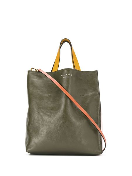 MARNI Museo Calf Leather Soft Bag