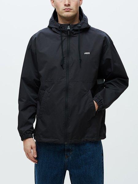 Obey Caption Jacket - Black