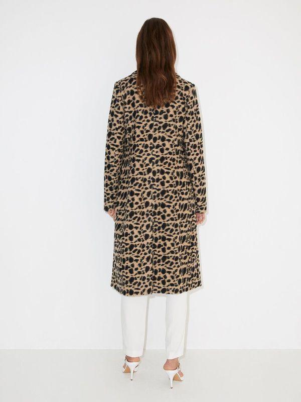 Malene Birger Belloat Coat - TIGER EYE
