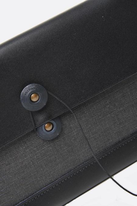 Postalco Travel Wallet - Black