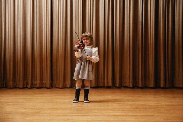 Kids Petits Vilains Albertine Ruffle Blouse - Ivory