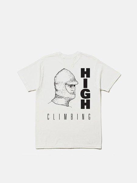 MISTER GREEN High Climb Tee - White
