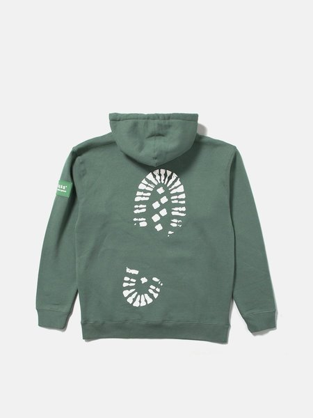 MISTER GREEN Trifecta Gear Edition Hoodie - Forest Green