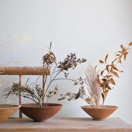 Elise McLauchlan Ikebana Dried Flower Bowl - Light
