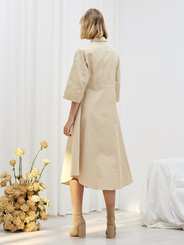 Kowtow Casa Shirt Dress