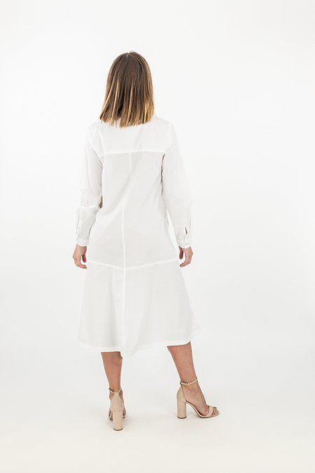 Kowtow Monologue Shirt Dress