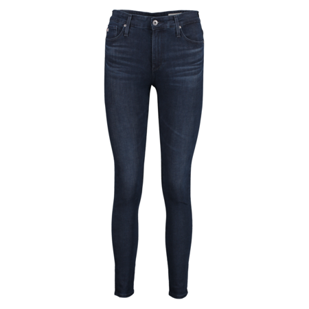 AG: Adriano Goldschmied Farrah Skinny Ankle Jean - Indigo Excess