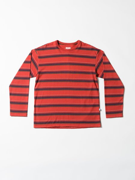 Arpenteur Match Cotton Jersey Long Sleeve T-Shirt