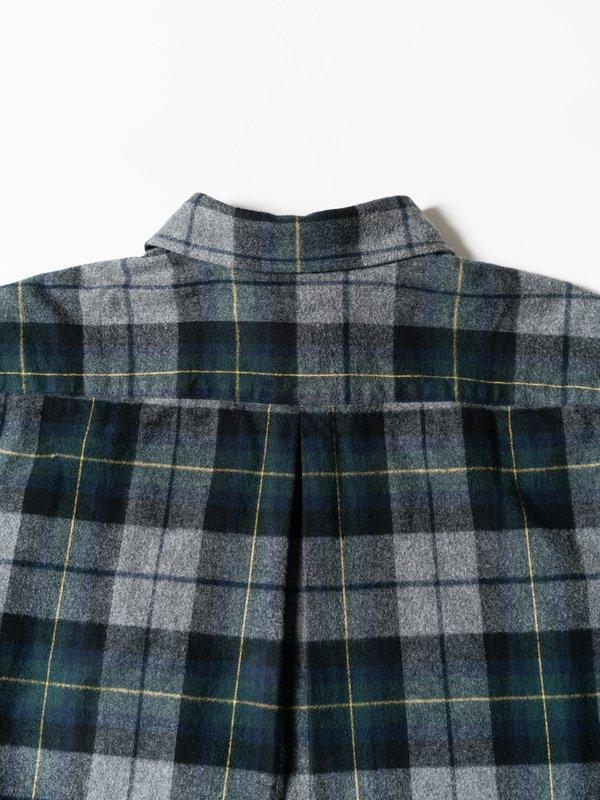 Arpenteur Doris Cotton Flannel Over Shirt
