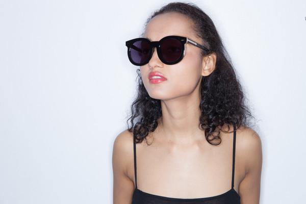 ef907b851560 Karen Walker Super Duper Strength in Black.  349.00. Karen Walker ·  Accessories · Eyewear