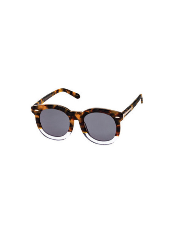 561a4d5de3d Karen Walker Super Duper Thistle in Tortoise
