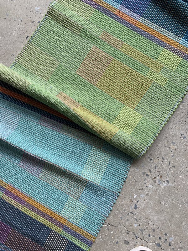 Ditto House 2 x 8 Cotton Runner - Sunday Afternoon