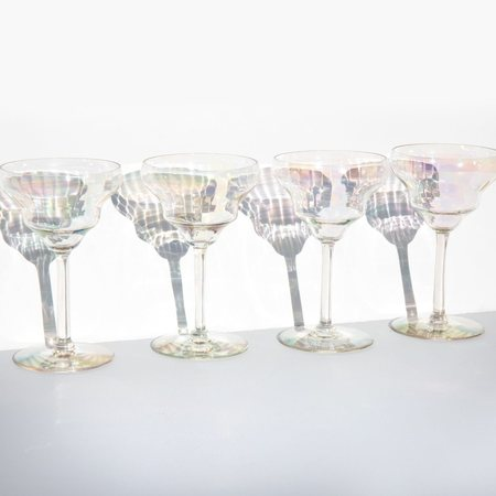 Kindred Black Iridescent Tiered Coupes - Iridescent