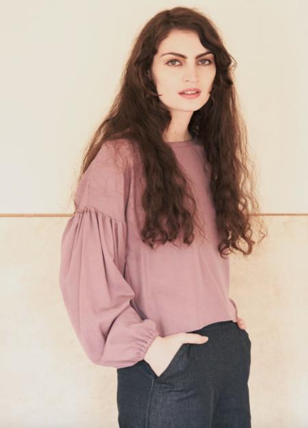 Elise Ballegeer Britta Top - Primrose