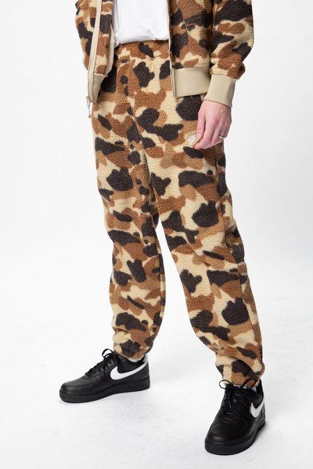 Stussy Fleece Pant - Camo