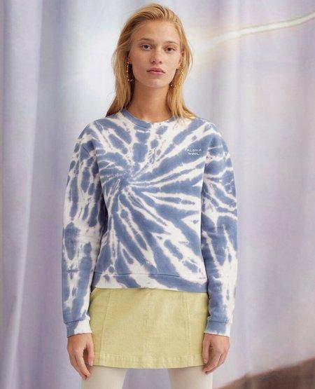PALOMA WOOL Hotel Sky Sweatshirt