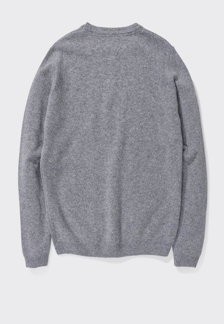 Norse Projects Sigfred Lambswool - light grey melange