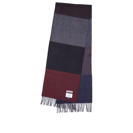 Norse Projects scarf - Multi Color Stripe
