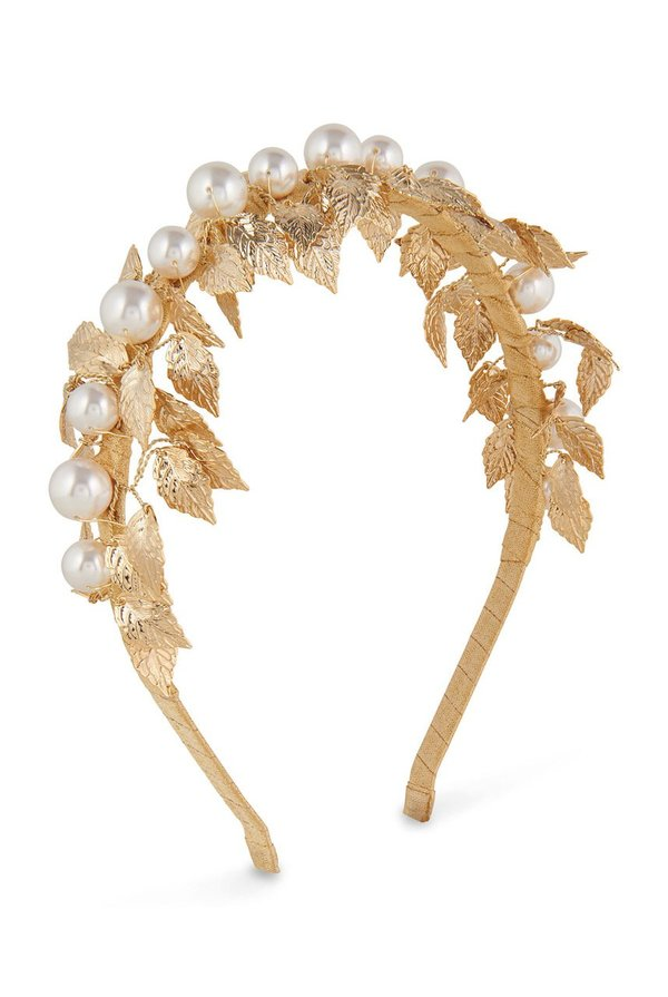 Alice & Blair Esme Headband - Gold