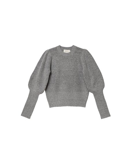 Munthe Jab Sweater - Heather Grey