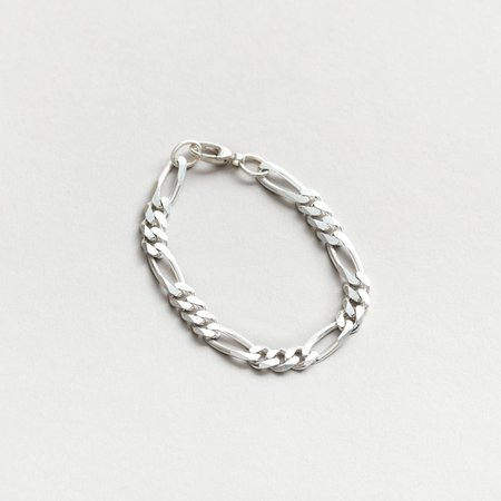 Wolf Circus Chain Bracelet - Sterling