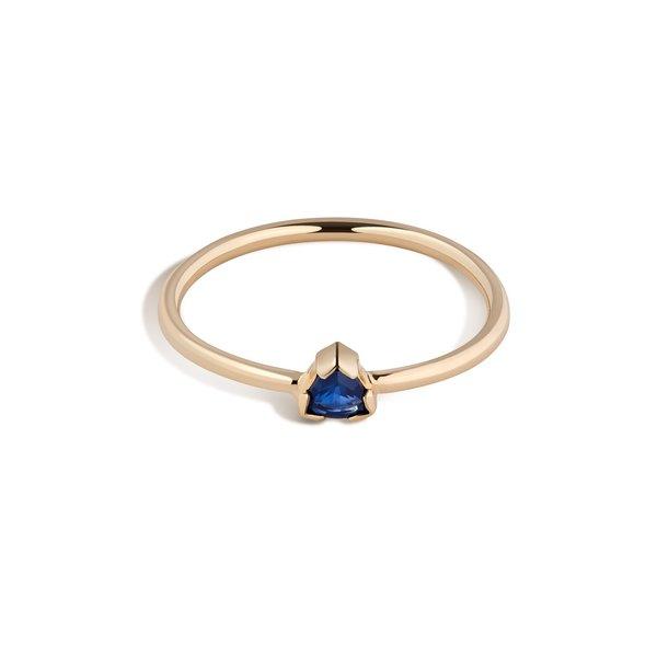 Shahla Karimi Birthstone Ring No. 1 - Sapphire