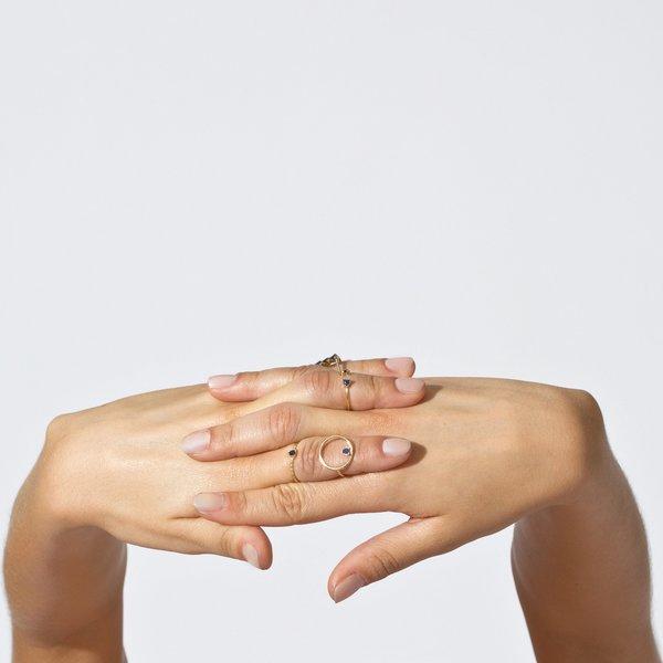 Shahla Karimi Birthstone Ring No. 3 - Diamond