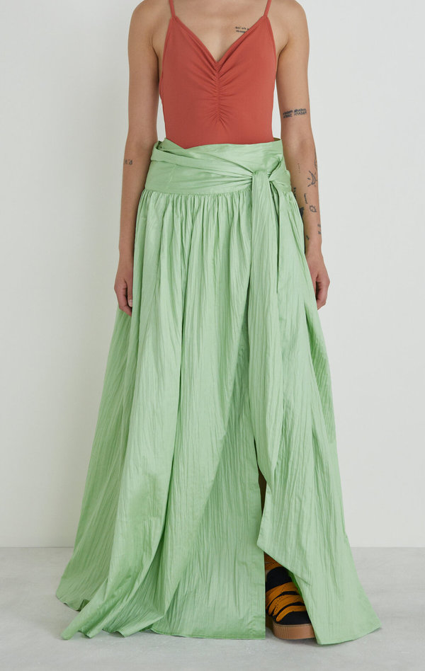 Rodebjer Journey Skirt - Cactus