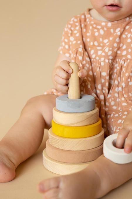 Kids Raduga Grez Sand Stacking Tower