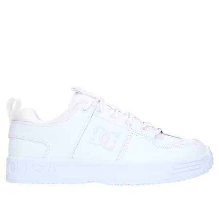 DC Shoes Lynx OG Sneakers - White/White