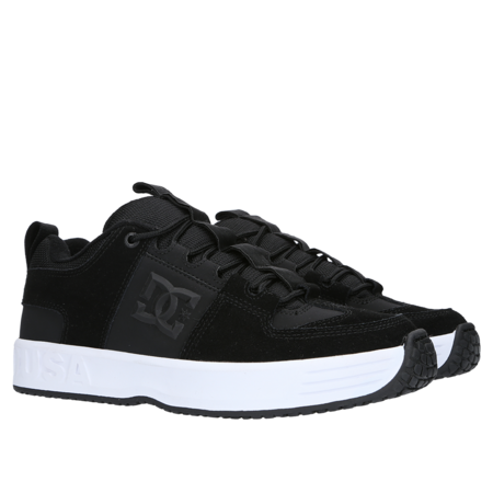 DC Shoes Lynx OG Sneakers - Black/White