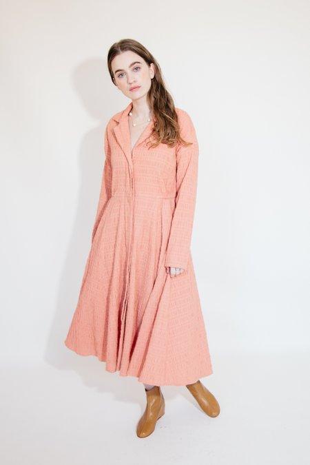 Nikki Chasin REYNOLDS DRESS - SLIPPER CRINKLE