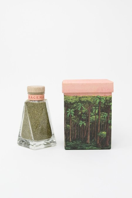 Cha Iracema Handcrafted Organic Green Mate Glass Bottle