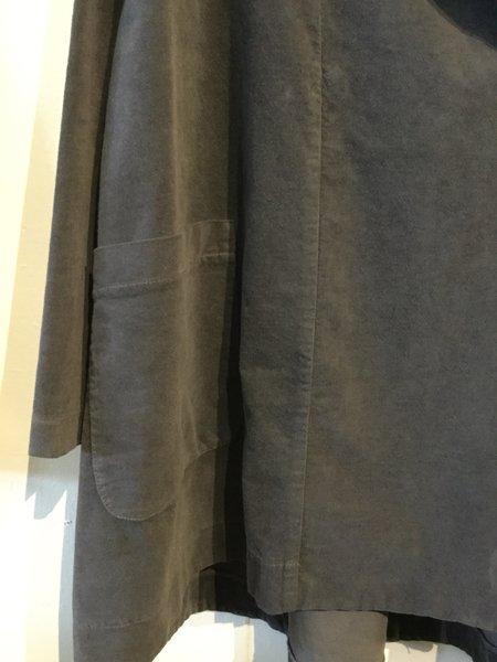 Baci Velveteen Swing Coat