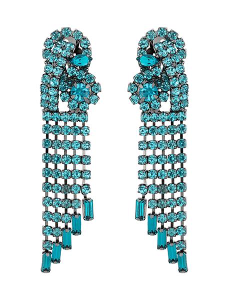 Rachel Comey Rerun Earrings - Aquamarine