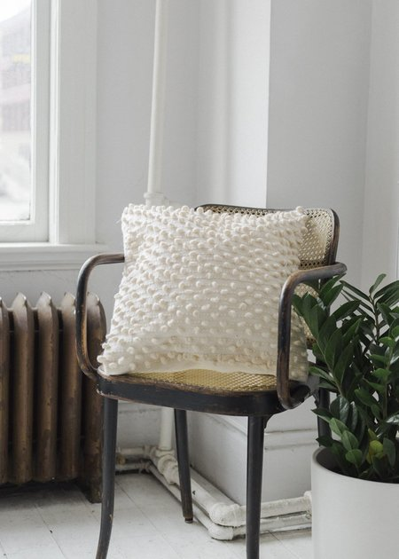 C+L Finds Wool Pillow Cover