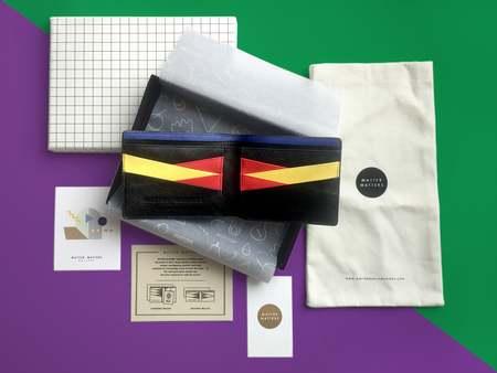 Matter Matters BILLFOLD WALLET - Bauhaus