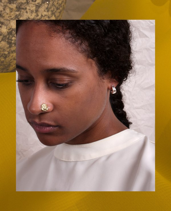 Ora-C PAM earrings