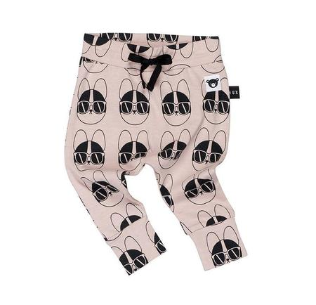 kids Huxbaby French Shades Drop Crotch Pant