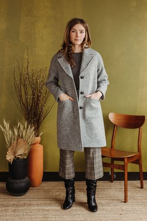 Amanda Moss Greta Coat