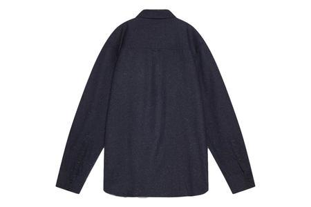 Penfield Blackmer Neps Shirt - Navy