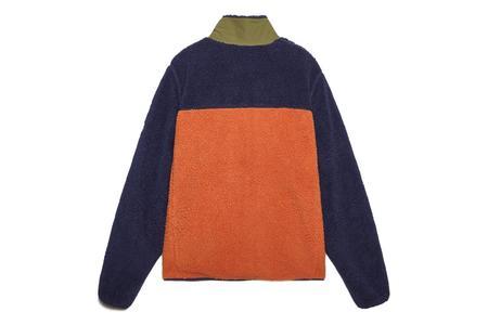 Penfield Mattawa Fleece - Colorblock